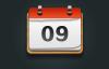 日历与倒数日 SVG图标